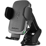 EVOLVEO CargeL15 Qi Wireless Fast Charging 15W - Car Charger