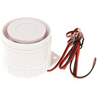 EVOLVEO Indoor Wired Mini Siren for Alarmex/Sonix