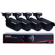 EVOLVEO Detective D04 NVR - Security Camera System