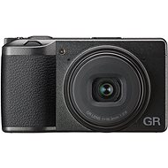 Ricoh GR III, Black - Digital Camera