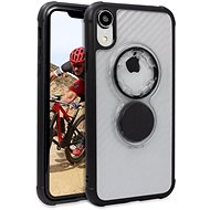 Rokform Crystal Carbon Clear for iPhone Xr - Mobile Case