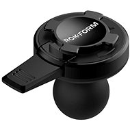 "Rokform Universal Spherical Smartphone Adapter 1"", Black - Mobile Phone Holder"
