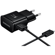 Samsung EP-TA20EW USB-C Black - AC Adapter