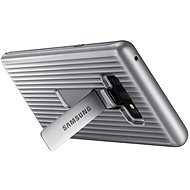 Samsung Galaxy Note9 Protective Standing Cover Grey - Mobile Case