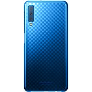 Samsung Galaxy A7 2018 Gradiation Cover Blue - Mobile Case