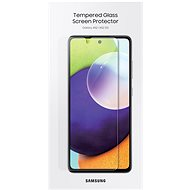 Samsung Galaxy A52 Tempered Transparent Glass Protector - Glass Protector