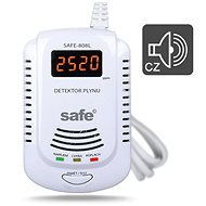 Flammable and Explosive Gas Detector SAFE 808L (Natural Gas) - Gas Detector