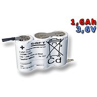 GOOWEI SAFT 3.6V 1600mAh High Temperature (3SBSVTCs) - Disposable batteries