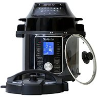 Salente Ario, with Hot Air Oven - Multifunction Pot
