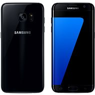 Samsung Galaxy S7 edge (black) - Mobile Phone