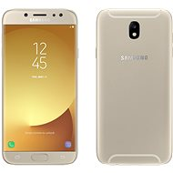 Samsung Galaxy J5 (2017) Gold - Mobile Phone