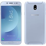 Samsung Galaxy J7 (2017) Silver - Mobile Phone