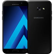 Samsung Galaxy A5 (2017) Black - Mobile Phone