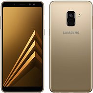 Samsung Galaxy A8 gold - Mobile Phone