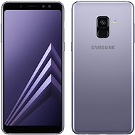 Samsung Galaxy A8 Grey - Mobile Phone