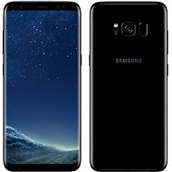 Samsung Galaxy S8 black - Mobile Phone
