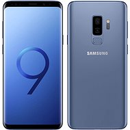 Samsung Galaxy S9+ Duos Blue - Mobile Phone