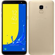 Samsung Galaxy J6 Duos Gold - Mobile Phone