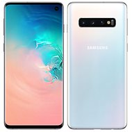 Samsung Galaxy S10 Dual SIM 512GB White - Mobile Phone