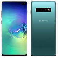 Samsung Galaxy S10+ Dual SIM 128GB Green - Mobile Phone