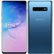Samsung Galaxy S10 + Dual SIM 128GB Blue - Mobile Phone
