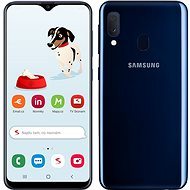 Samsung Galaxy A20e Dual SIM, Blue, Limited Edition from Seznam - Mobile Phone