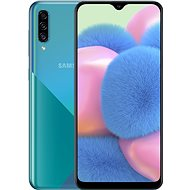 Samsung Galaxy A30s green - Mobile Phone