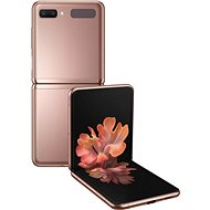 Samsung Galaxy Z Flip 5G Bronze - Mobile Phone