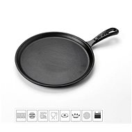 LAVA METAL Cast Iron Pan for Pizza/Pancakes 26cm - Pan