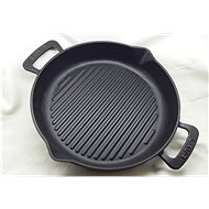 LAVA METAL Cast Iron Grill Pan 32cm - Pan