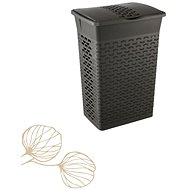 Branq Laundry Basket Cotton 55l - Basket