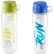 Branq Water Bottle 0.6l with Writing - Drinking Bottle