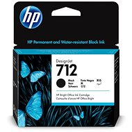 HP 3ED71A No. 712XL, Black - Cartridge