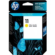 HP 11 Yellow Original Ink Cartridge (C4838A) - Cartridge