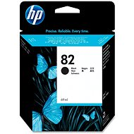 HP 82 69-ml Black DesignJet Ink Cartridge (CH565A) - Cartridge
