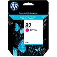 HP 82 69-ml Magenta DesignJet Ink Cartridge (C4912A) - Cartridge