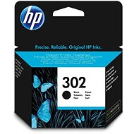 HP 302 Black Original Ink Cartridge F6U66AE - Cartridge