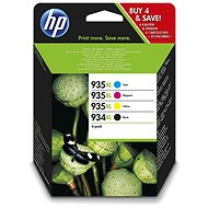 HP X4E14AE 934XL/935XL multipack - Cartridge