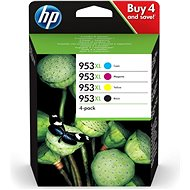 HP 3HZ52AE No. 953XL Multipack - Cartridge Set
