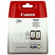 Canon PG-545 + CL-546  - Cartridge
