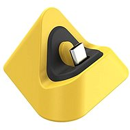 Dobe Charging Stand for Switch Lite, Yellow - Charger