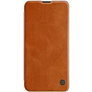Nillkin Qin Book for Samsung Galaxy A50 Brown - Mobile Phone Case