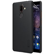 Nillkin Frosted for Nokia 7 Plus Black - Mobile Case