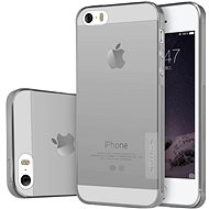 Nillkin Nature Grey for iPhone versions 5/5S/SE - Mobile Case