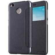 Nillkin Sparkle S-View Black for Xiaomi Redmi 4X - Mobile Phone Case
