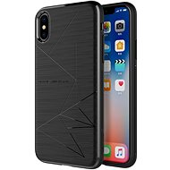 Nillkin Magic Case QI Black for iPhone X - Mobile Case