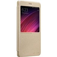 Nillkin Sparkle S-View for Xiaomi Redmi 6 Gold - Mobile Phone Case