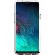 Samsung Semi-Transparent Back Cover for Galaxy A20s Transparent - Mobile Case