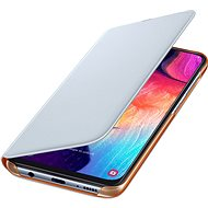 Samsung Flip Case for Galaxy A50 White