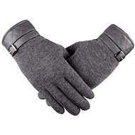 Lea Retro Grey - Gloves